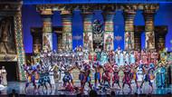 Muhteşem AIDA operası 2019'un son temsili ile yarın Congresium Sahnesinde