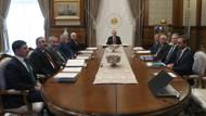 Arınç da oradaydı: Saray'daki toplantıda flaş FETÖ kararları