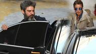 Gülben Ergen Emre Irmak Nişantaşı'nda! Mal kabul kapısından çıktılar
