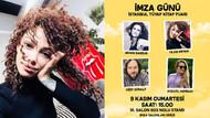 Yıldız Ertan imza günü 9 Kasım'da TÜYAP kitap fuarında