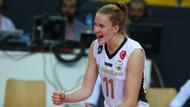 VakıfBank oyuncusu İsveçli voleybolcu Isabelle Haak'tan Türkçe tekerleme