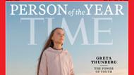 TIME dergisi yılın kişisi Greta Thunberg oldu