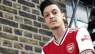 Mesut Özil'den Doğu Türkistan mesajı
