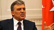 Abdullah Gül sonunda sessizliğini bozdu: Tayyip Bey'i aradım