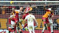 Galatasaray'a son dakika şoku Ankaragücü ile 2-2 berabere kaldı