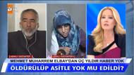 Müge Anlı'da dehşet itirafları: Zeynep Ergül yayına kolu sargılı çıktı