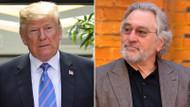 Robert De Niro: Trump O kadar berbat bir insan ki onu oynamayı asla istemem
