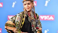 Madonna 35 yaş küçük sevgilisiyle görüntülendi
