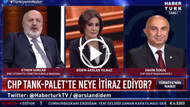 Canlı yayında Ethem Sancak ve Engin Özkoç tartışması