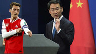 Çin yönetiminden Mesut Özil'e Sinciang daveti