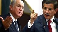 Bahçeli'den Davutoğlu'nun partisine çok sert tepki