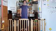 Kendi maketini yaptıran Japon anne sosyal medyayı ikiye böldü