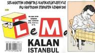 Selahattin Demirtaş karikatürleriyle Leman dergisine transfer oldu