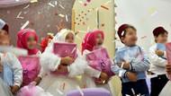 4 yaşındaki çocuğa 6 saat Arapça ve din dersi