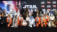 Star Wars: Skywalker'ın Yükselişi'nin Avrupa galası yapıldı