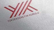 YÖK'ten flaş İstanbul Şehir Üniversitesi açıklaması