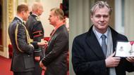 Ünlü yönetmen Christopher Nolan'a, Britanya İmparatorluk Nişanı