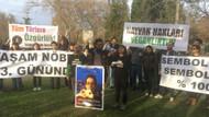 Saraçhane parkında hayvanseverlerin fayton protestosu sürüyor
