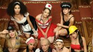Murat Cemcir Playboy patronu gibi: İç çamaşırlı seksi kızların ortasında..
