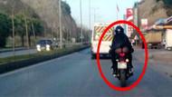 Bu fotoğraf paylaşım rekorları kırıyor! Sürücülerin dikkati dağıldı...
