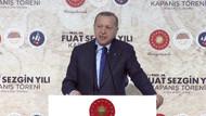 Erdoğan'dan Kanal İstanbul açıklaması: Müteahhitlere tehdit savuruyorlar