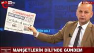 Cumhuriyet gazetesini tehdit eden Akit sunucusuna soruşturma