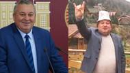 MHP'li Cemal Enginyurt'tan AKP'li isme tepki! Hasan denilen dinsiz..