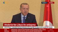 Tunus'a konuşan Erdoğan'dan Libya açıklaması: Türkiye davet alırsa icabet eder