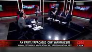 Canlı yayında Özlem Gürses ve Mehmet Metiner arasında Kanal İstanbul ve işbirlikçi tartışması