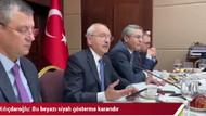 Kılıçdaroğlu'ndan Sözcü kararına sert tepki: Siyasi otoritenin talimatı ile verilmiş karardır