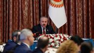TBMM Başkanı Davutoğlu ve Babacan'ın partileri için ne dedi?