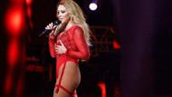 Hadise Kim Kardashian kalçasına sahip olmak için bıçak altına yattı