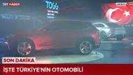 Yerli otomobilin örtüsü kalktı, ilk ön siparişi Erdoğan verdi