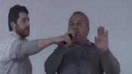 Cumhur İttifakı'nı öven MHP'li Enginyurt sahneden indirildi