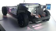 Yerli otomobilin şasesi ortaya çıktı! Dünyada bir ilk...