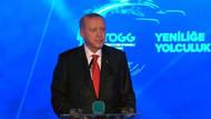 Erdoğan: Ülkemiz için tarihi bir güne şahitlik ediyoruz