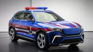 Jandarma Genel Komutanlığından yerli otomobil paylaşımı