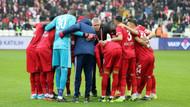 Sivasspor sezonun ilk yarısını lider kapattı
