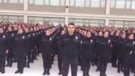 Polis Akademisi'nden intikam yemini videosuna flaş açıklama