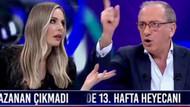 Habertürk spikeri Hande Sarıoğlu Fatih Altaylı'yı böyle çıldırttı