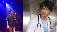 Mucize Doktor'un yıldızı Taner Ölmez konser verdi sahnede halay çekti
