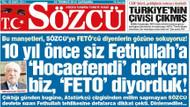 Hürriyet yazarı Abdülkadir Selvi: Yıllarını FETÖ'yle mücadeleye adayanlar FETÖ'den hapis cezası aldı