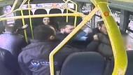 Pendik'te minibüste taciz: Genç kızın annesi yumruğu patlattı