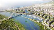 Kanal İstanbul'un çevresine kurulacak Yenişehir çevre planına işlendi