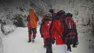 Kaybolan 2 dağcıyı arayan ekip de kayboldu, 1 kişi ölümden döndü
