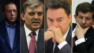Konda: Babacan ve Davutoğlu yarım puan bile alsa Erdoğan'ın canı yanar
