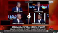 CNN Türk canlı yayınında HDP kapatılsın tartışması