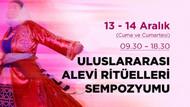 İzmir'de bir ilk: Uluslararası İzmir Alevilik Bektaşilik Günleri