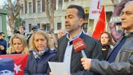ADD'den Almanya Konsolosluğu önünde Atatürk protestosu
