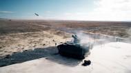 Türkiye'nin tank avcıları göreve hazırlanıyor